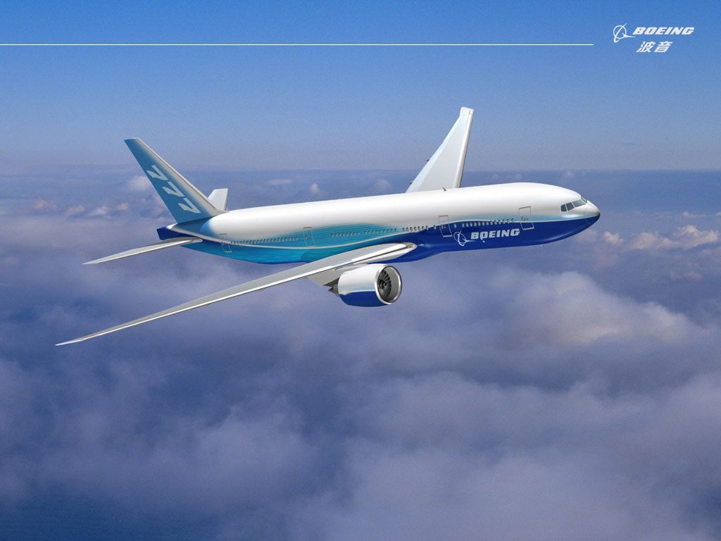 Cooperation with Boeing (Aircraft)
